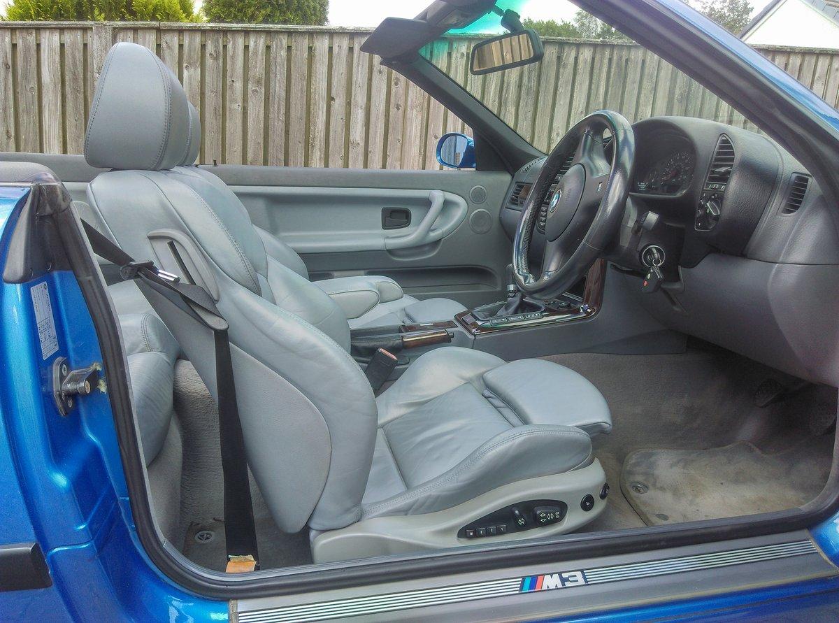 1998 BMW E36 M3 EVO For Sale (picture 6 of 6)