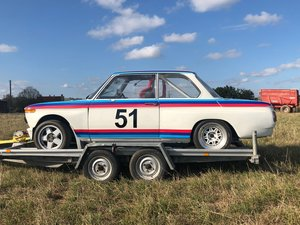 1971 BMW 2002 TI GR 2 SOLD by Auction