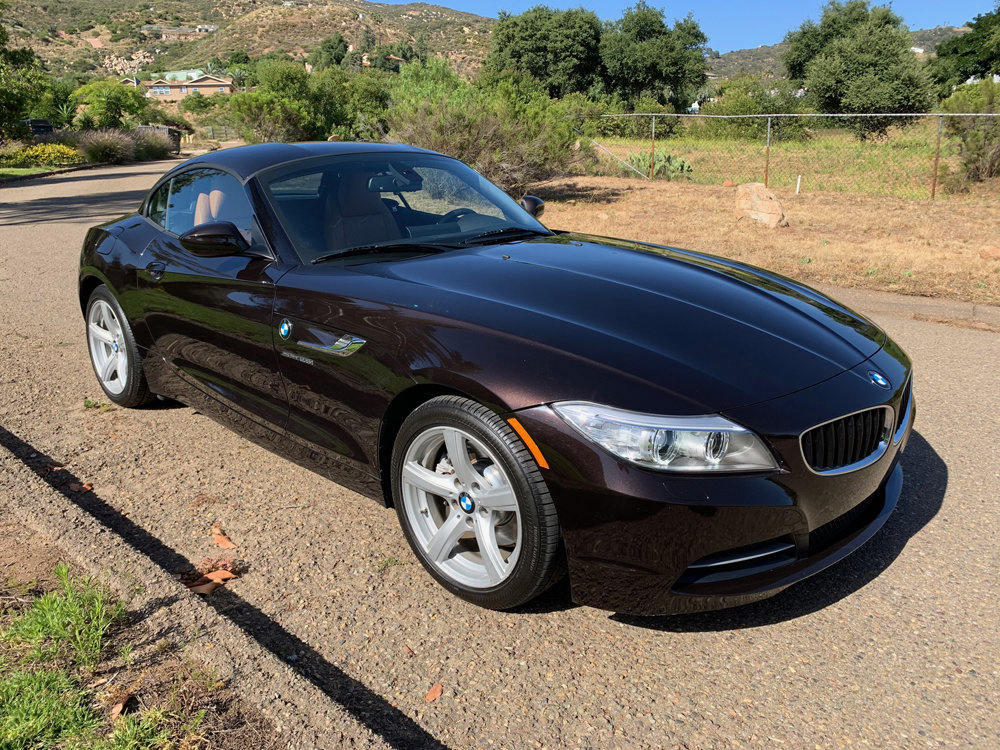 2016 BMW hardtop convertible For Sale (picture 1 of 6)