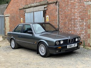 1989 BMW 320 SE. Only 66,000 Miles from New