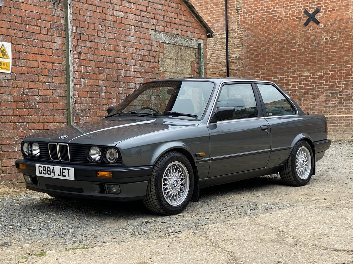 1989 BMW 320 SE. Only 66,000 Miles from New For Sale (picture 2 of 6)