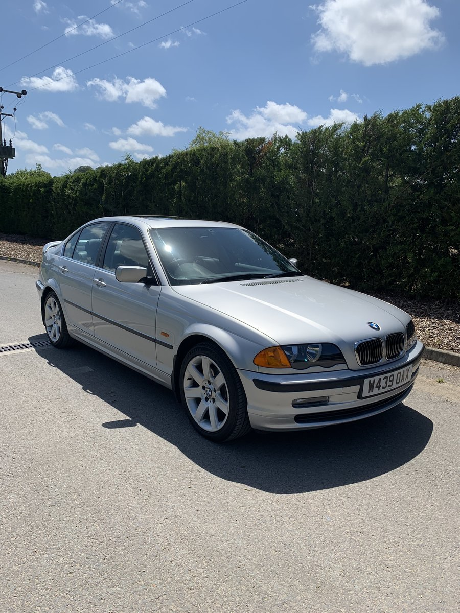 2000 BMW 3 Series 323i 2.5L E46 For Sale (picture 1 of 6)