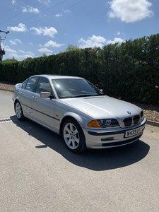 BMW 3 Series 323i 2.5L E46