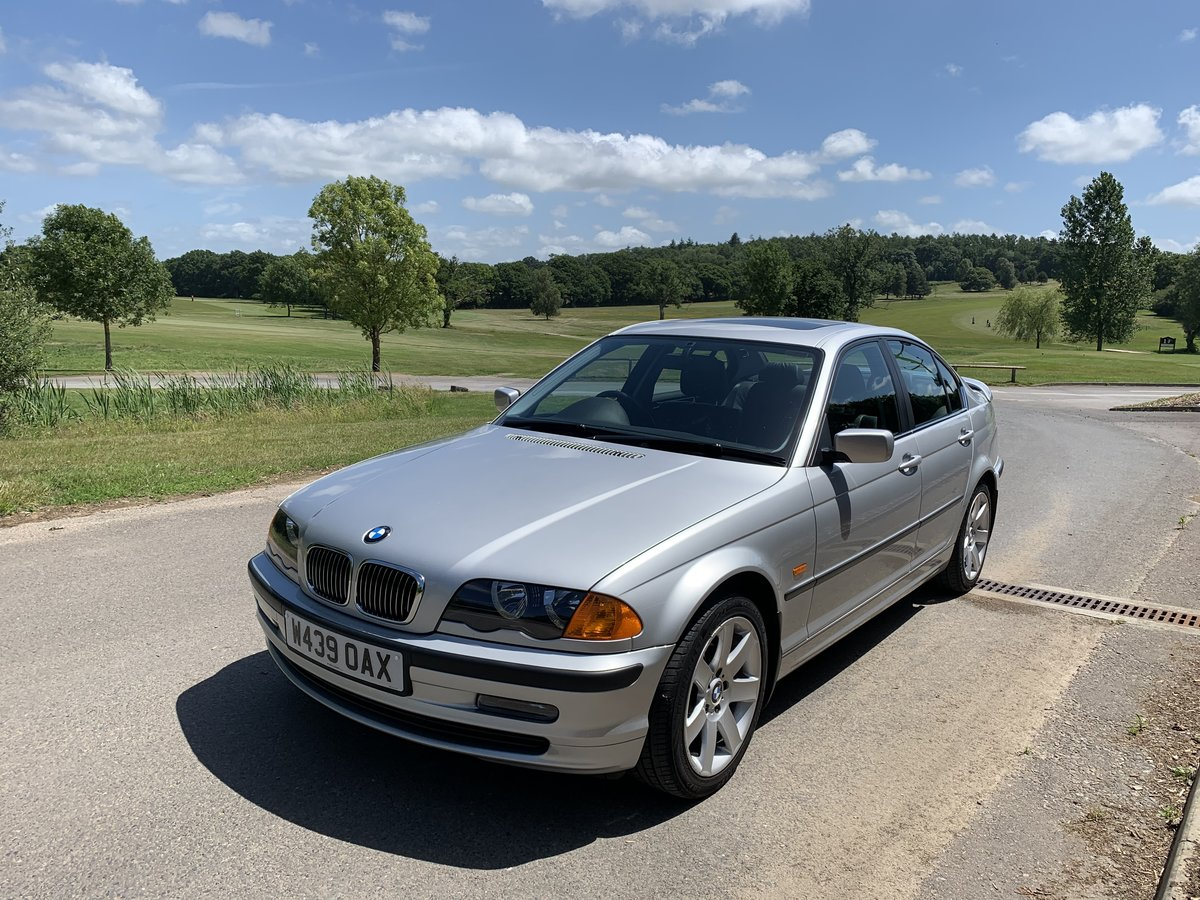 2000 BMW 3 Series 323i 2.5L E46 For Sale (picture 2 of 6)