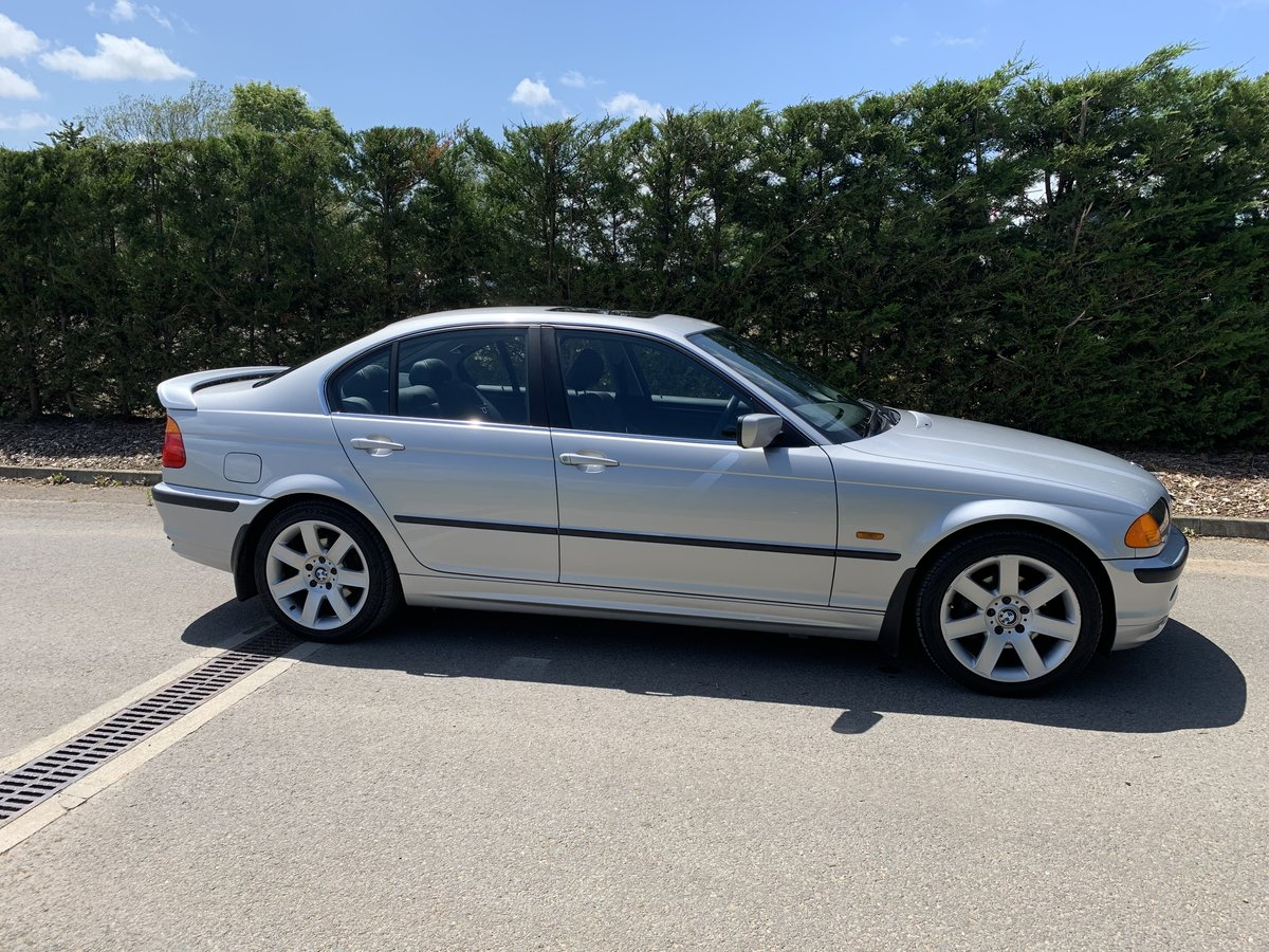 2000 BMW 3 Series 323i 2.5L E46 For Sale (picture 3 of 6)