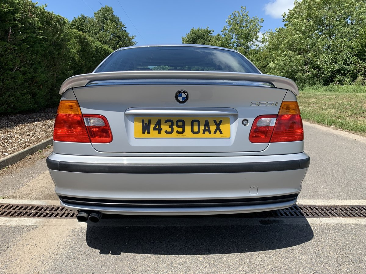 2000 BMW 3 Series 323i 2.5L E46 For Sale (picture 4 of 6)