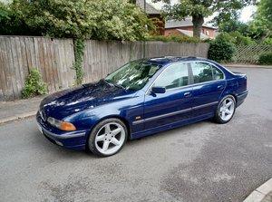1997 BMW 535i 5spd factory sports suspension
