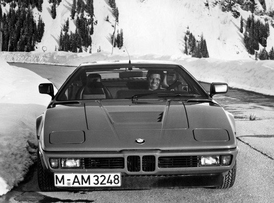 1978 BMW M1 ( Rare Color ) For Sale (picture 1 of 1)