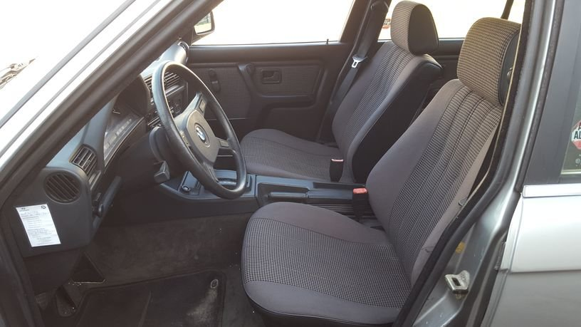 BMW 320i E30 1986 4-door sedan For Sale (picture 6 of 6)