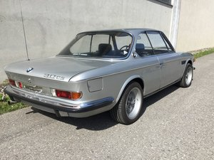 1974 A beautiful BMW 3.0 CS