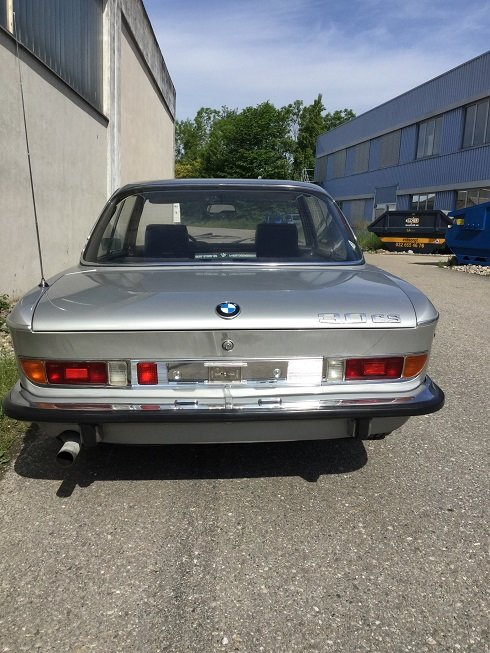 1974 A beautiful BMW 3.0 CS For Sale (picture 2 of 6)