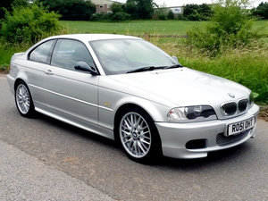 2001 BMW 330Ci SPORT COUPE | MANUAL GEARBOX | 96000 MILES