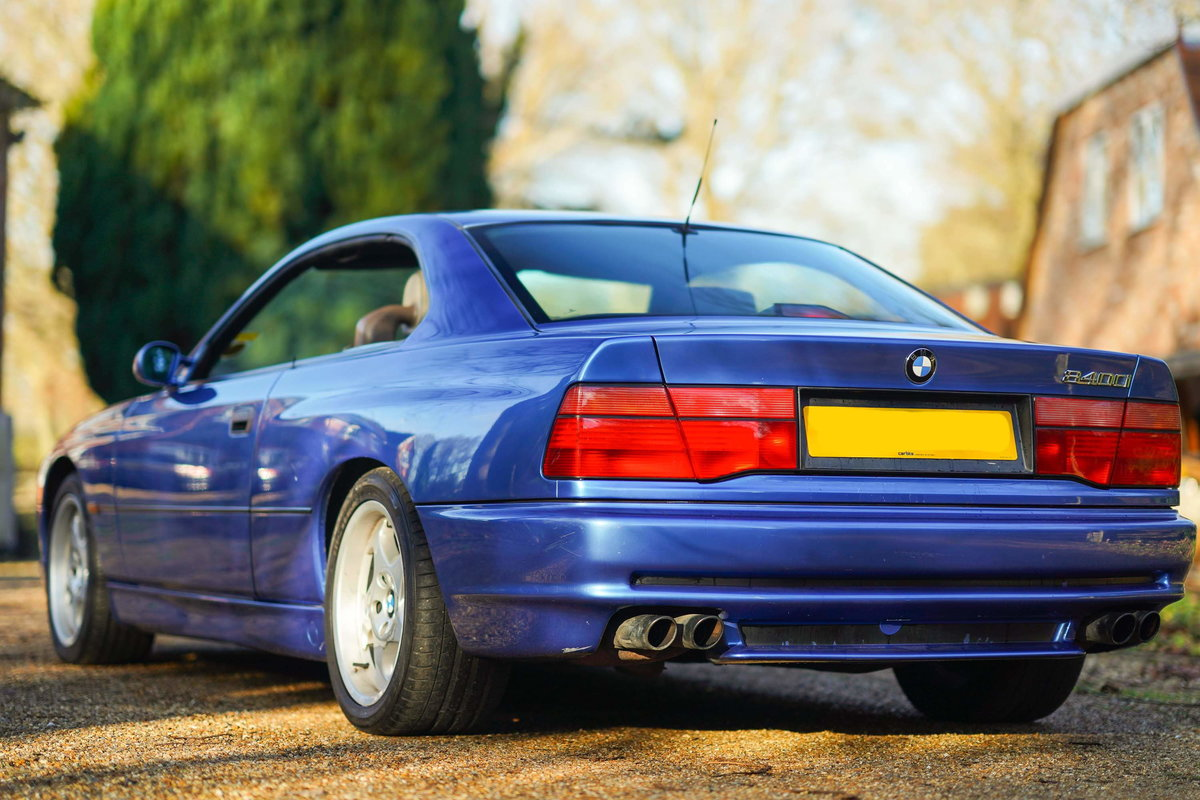1998 BMW E31 840ci Sport Individual coupe For Sale (picture 1 of 5)