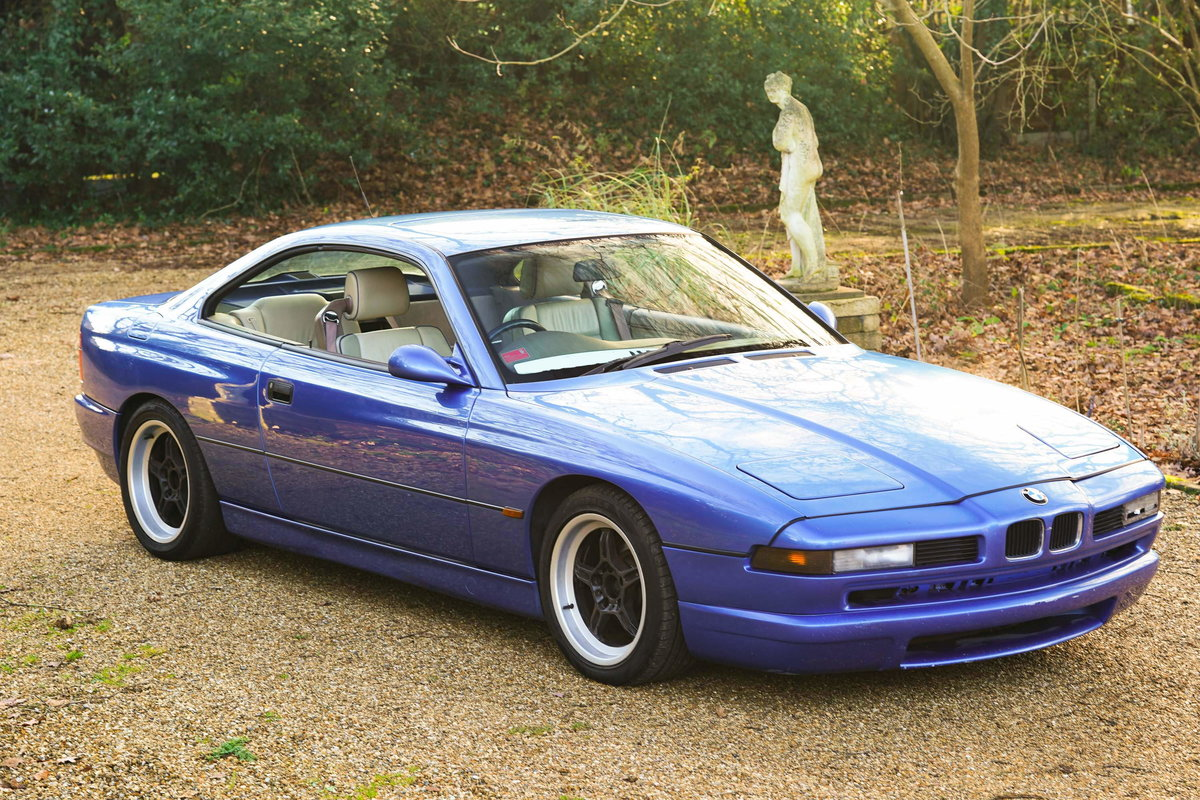 1998 BMW E31 840ci Sport Individual coupe For Sale (picture 2 of 5)