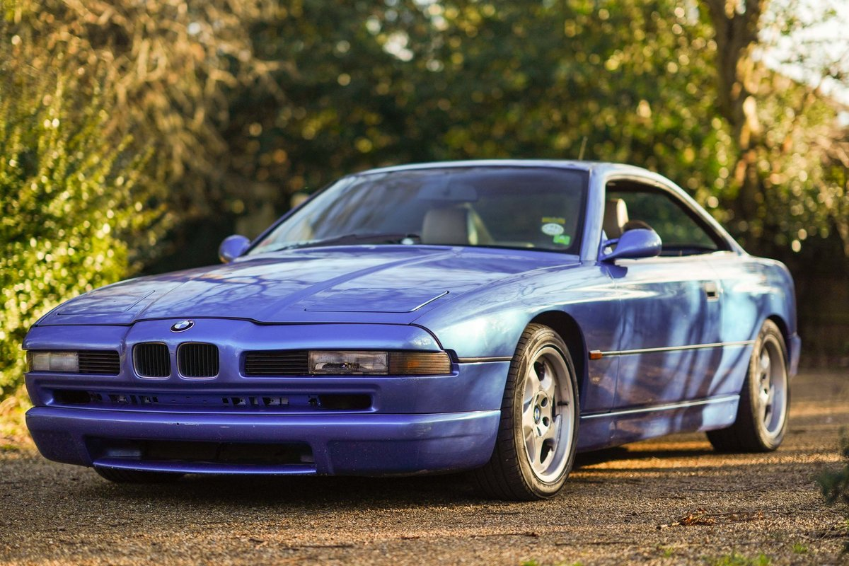 1998 BMW E31 840ci Sport Individual coupe For Sale (picture 5 of 5)