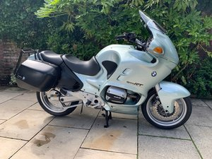 Picture of 1997 BMW R1100RT, Only 13,900 miles, Exceptional  SOLD