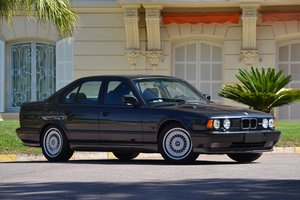 1991 BMW M5 E34 For Sale by Auction