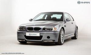2004 BMW E46 M3 CSL // 37K MILES // FULL BMW SERVICE HISTORY