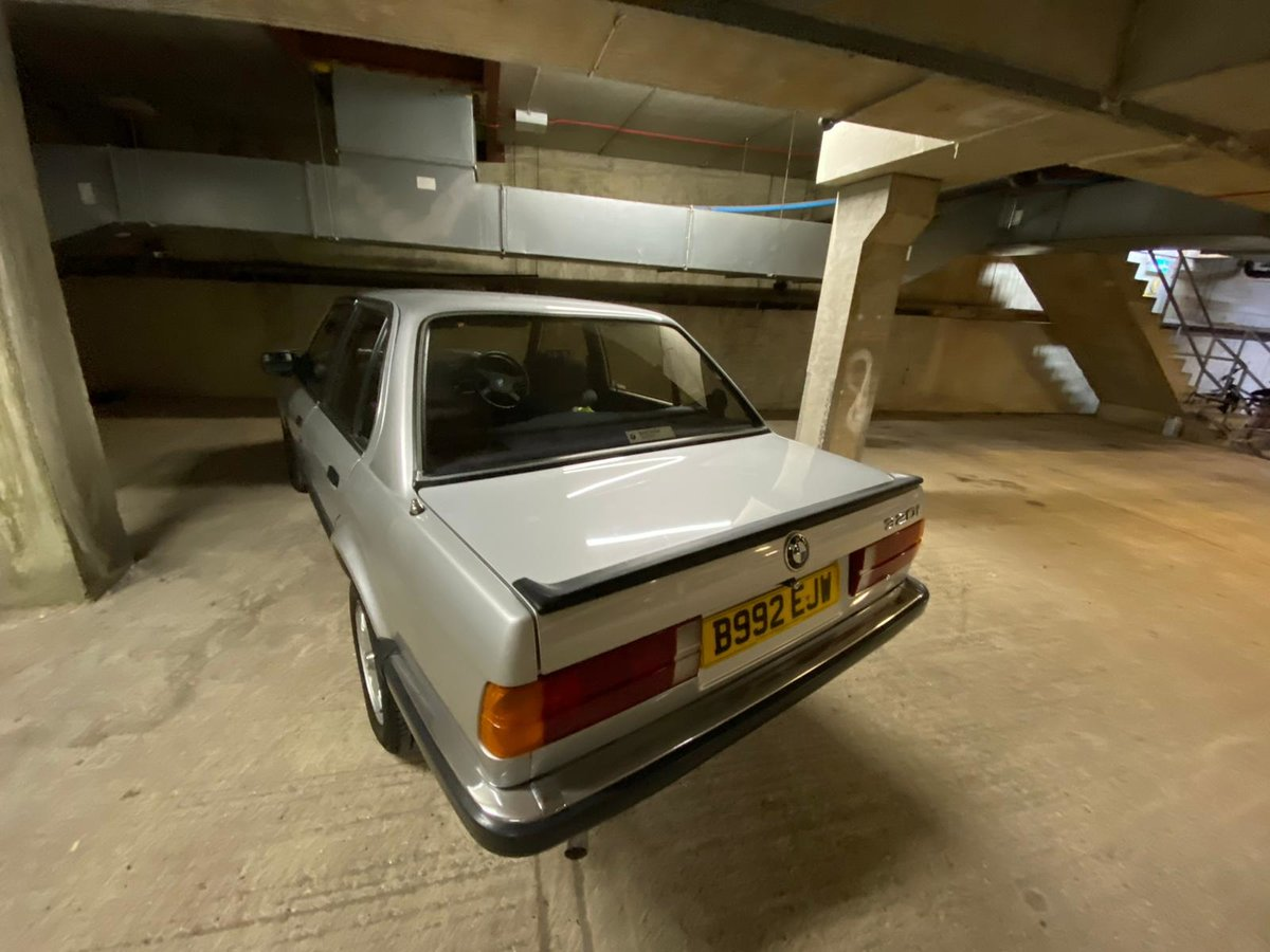 1985 BMW 320i E30 Saloon For Sale (picture 4 of 5)