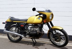 1979 BMW R100RS 1000cc - Original Matching Numbers