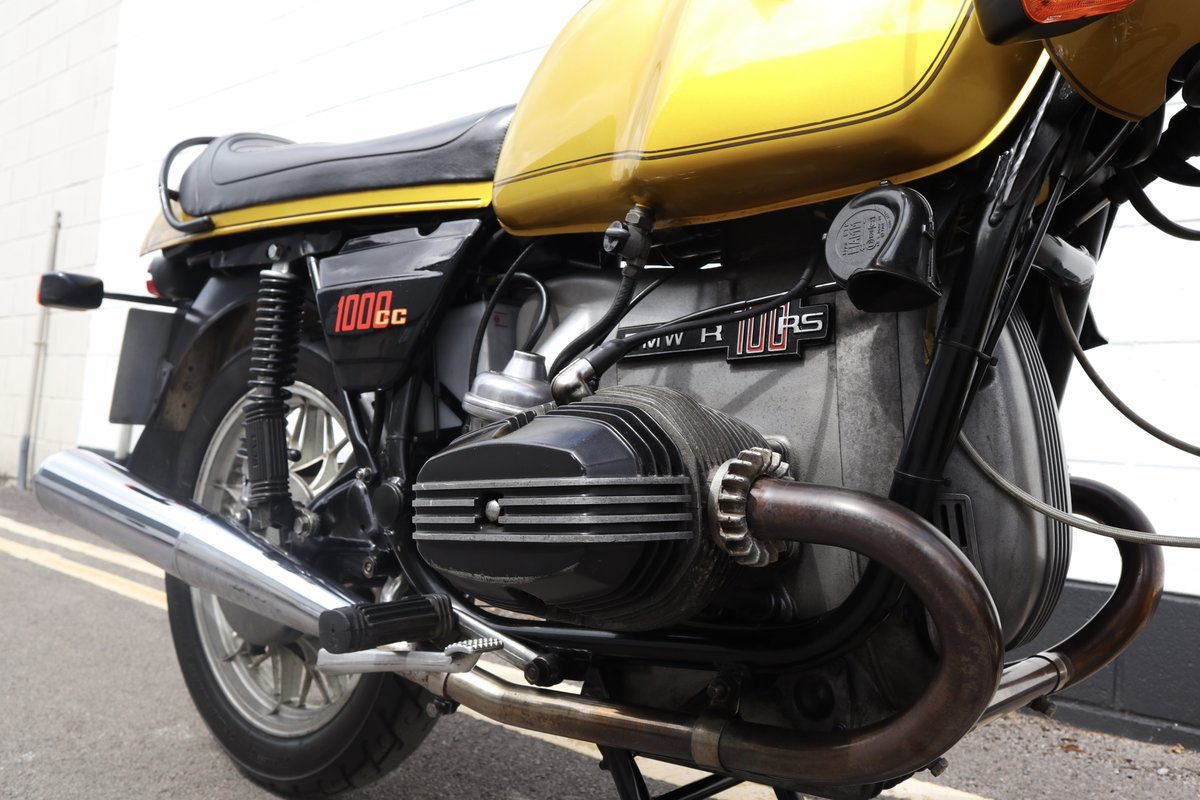 1979 BMW R100RS 1000cc - Original Matching Numbers For Sale (picture 3 of 6)
