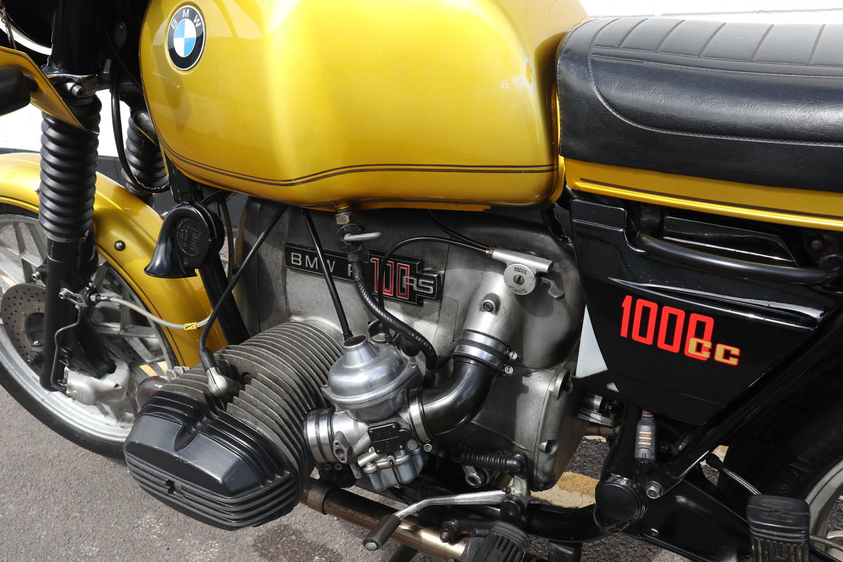 1979 BMW R100RS 1000cc - Original Matching Numbers For Sale (picture 4 of 6)