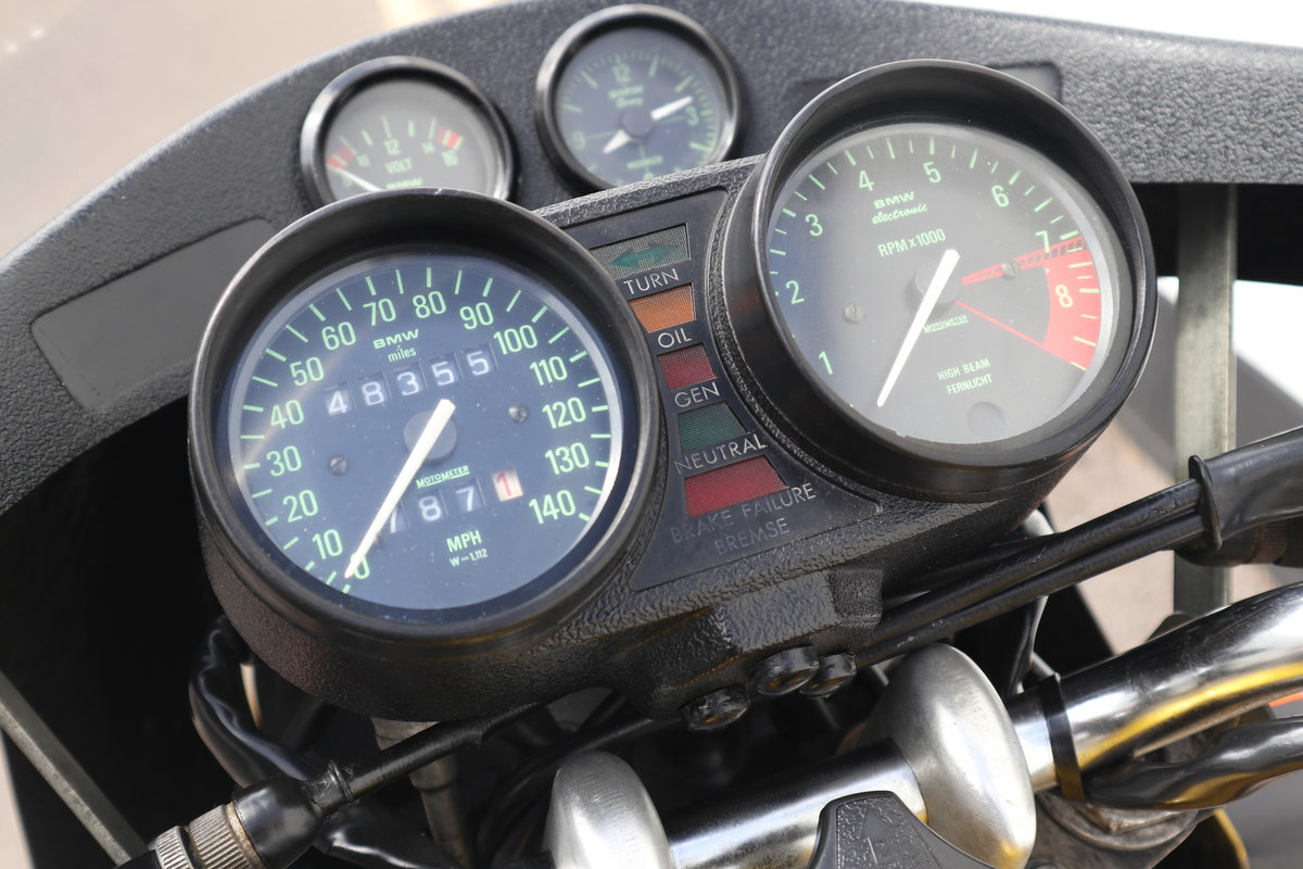 1979 BMW R100RS 1000cc - Original Matching Numbers For Sale (picture 6 of 6)