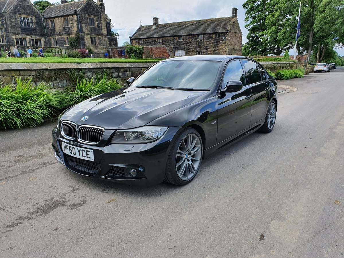 2010 BMW 335i M Sport Saloon For Sale (picture 1 of 6)