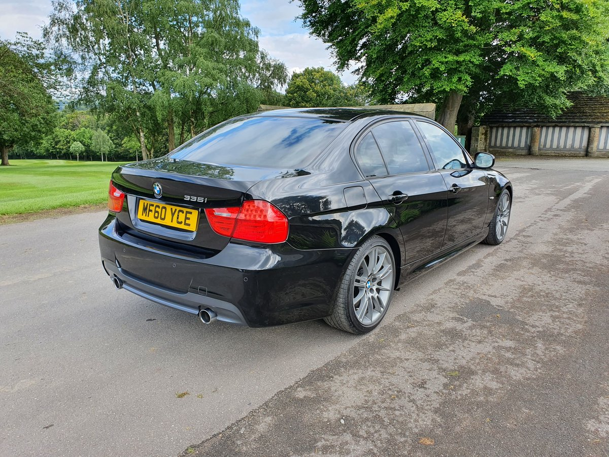 2010 BMW 335i M Sport Saloon For Sale (picture 2 of 6)