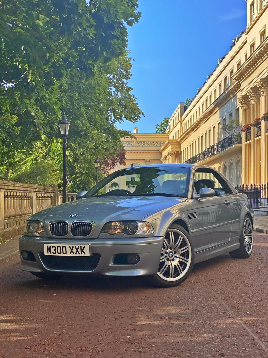 2006 Bmw m3 (low milage + hardtop) For Sale (picture 1 of 6)