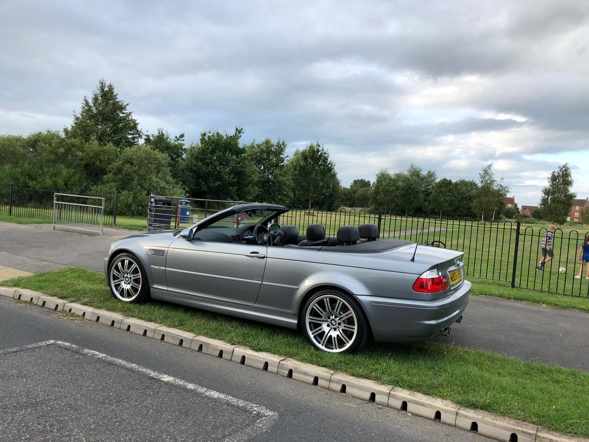 2006 Bmw m3 (low milage + hardtop) For Sale (picture 4 of 6)