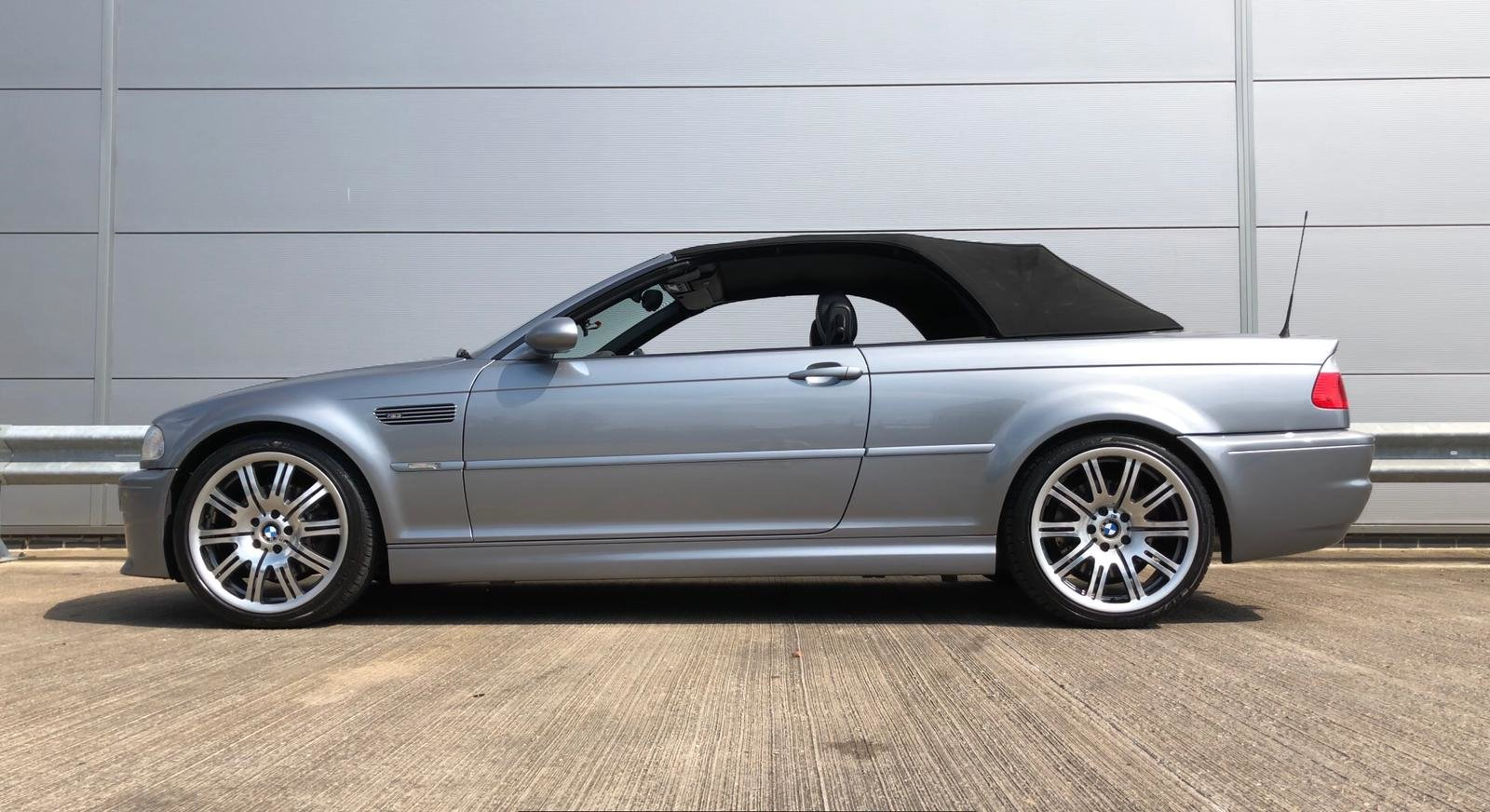 2006 Bmw m3 (low milage + hardtop) For Sale (picture 5 of 6)