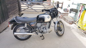 1973 Excellent BMW R90S rare early model