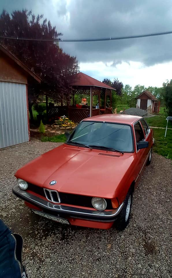 1981 Bmw e21 316 For Sale (picture 1 of 6)
