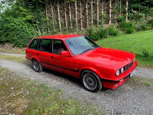 BMW E30 325 i Manual Touring New Paint