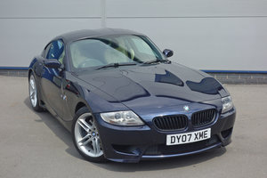 BMW Z4M Coupe 3.2 2007/07 49600 Miles FSH Schnitzer Extras