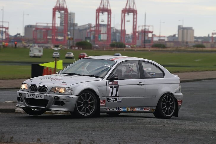 2001 E46 330 Rally Compact - lots of results cheap reliable fun For Sale (picture 6 of 6)