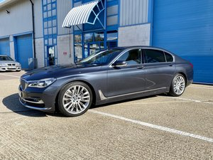 One of a Kind Special Order From Park Lane BMW 740Li