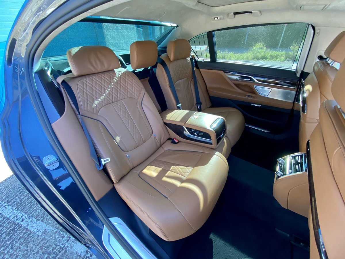 2015 One of a Kind Special Order From Park Lane BMW 740Li  SOLD (picture 5 of 6)