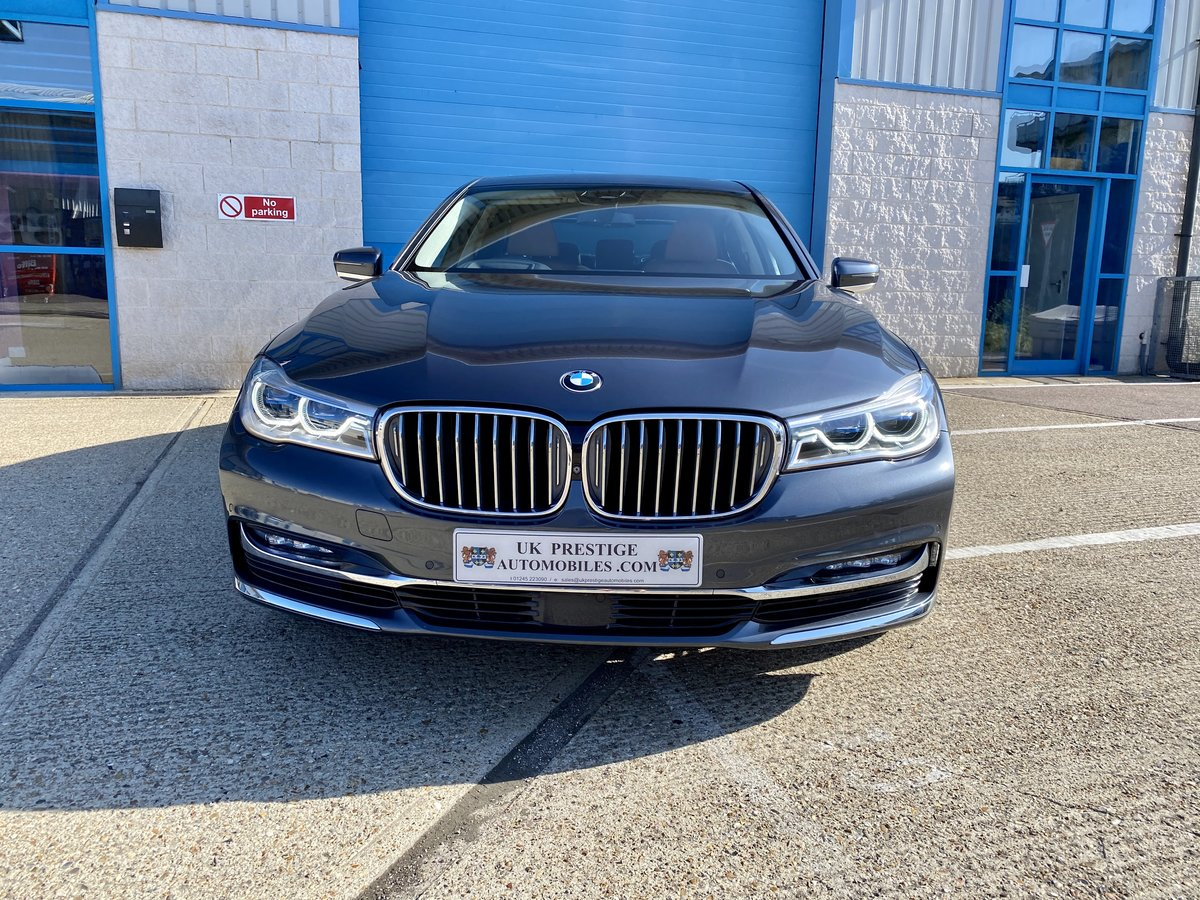 2015 One of a Kind Special Order From Park Lane BMW 740Li  SOLD (picture 6 of 6)