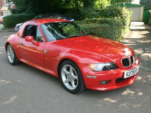 1998 BMW Z3 2.8 WIDEBODY inc HARD TOP