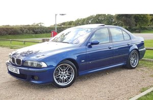 2001 BMW M5 For Sale by Auction