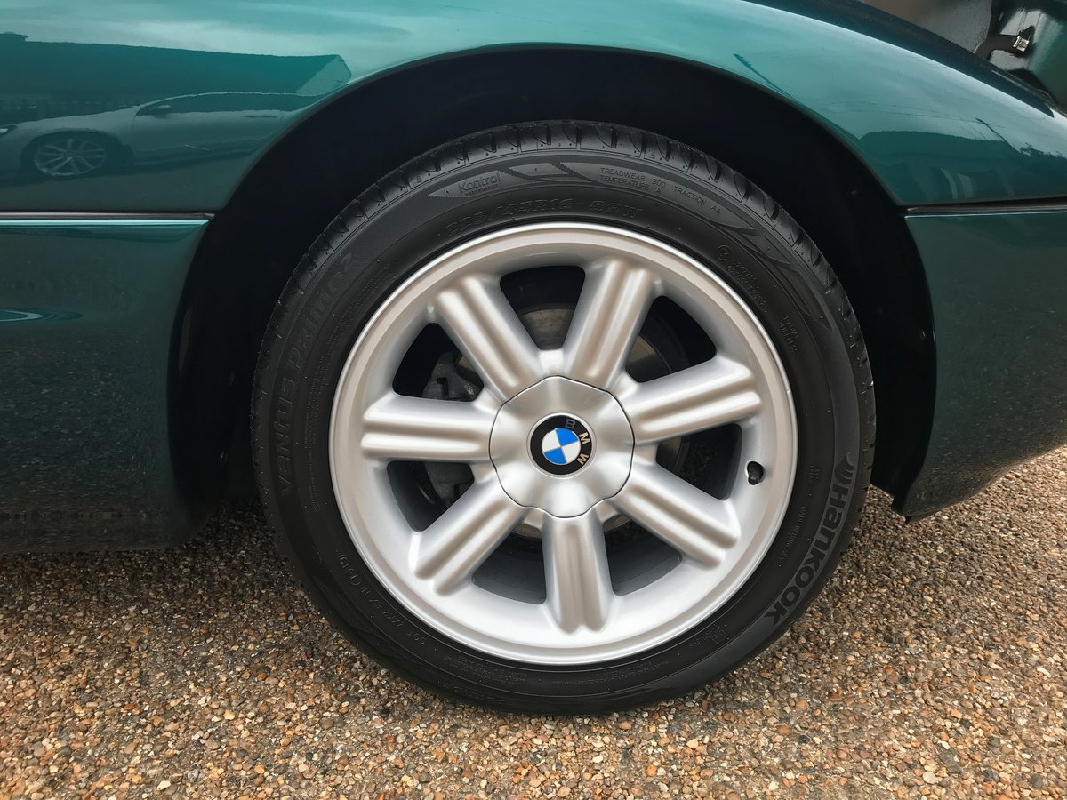 1991 BMW Z1, 38,000 miles, outstanding For Sale (picture 5 of 6)