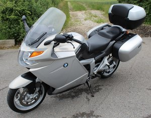Picture of 2006 56 BMW K 1200 GT SE 21,820 miles Low Miles SOLD