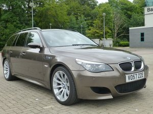 BMW E61 M5 Touring - Full BMW History & Warranty!