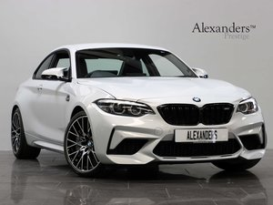 2018 18 68 BMW M2 COMPETITION 3.0 MANUAL