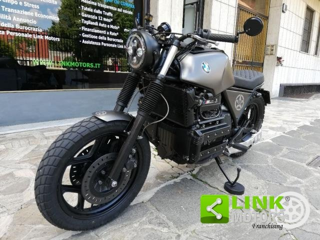 1986 Bmw - K 100 RS - Cafè racer For Sale (picture 2 of 6)