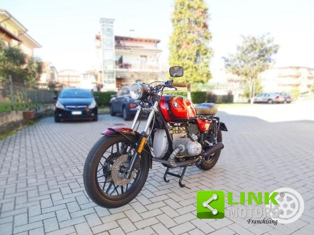 1982 BMW R100RS CAFE' RACER For Sale (picture 1 of 6)