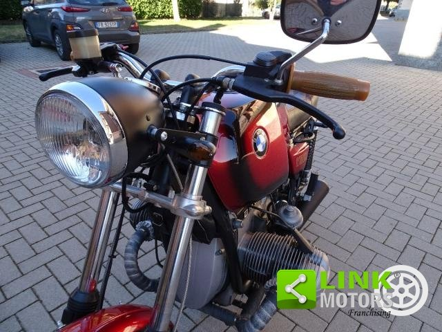 1982 BMW R100RS CAFE' RACER For Sale (picture 4 of 6)