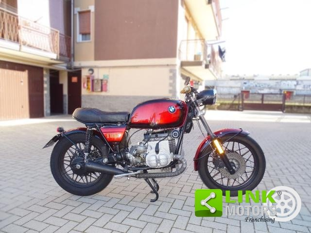1982 BMW R100RS CAFE' RACER For Sale (picture 5 of 6)